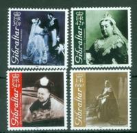 Gibraltar: 2001   Death Centenary Of Queen Victoria   MNH - Gibilterra
