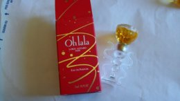 """Miniature De Parfum Azzaro    """" Oh La La  """"  Eau De Parfum - Miniaturen Flesjes Dame (met Doos)"""