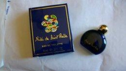 Miniature De Parfum Niki De Saint Phalle    Eau De Toilette - Miniatures Modernes (à Partir De 1961)