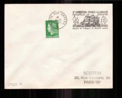 Enveloppe En Franchise Militaire Du 6 Novembre 1971 - Marcophilie (Lettres)