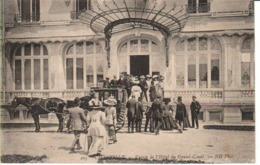 60.CHA3- CHANTILLY , Entrée De L'hôtel Du Grand-Condé - Chantilly