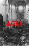 59 Nord RADINGHEM EN WEPPES Eglise 1917 Lille Feldpost Fromelles Armentieres Nordfrankreich Occupation Allemande - France