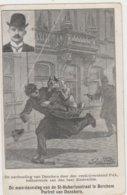 De Moordaanslag Van De St-Hubertusstraat Te Berchem - Portret Van Danckers - Personnages Historiques