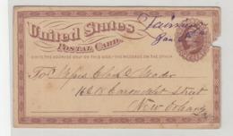 US Postal Stationery Postal Card 1877? B190920 - Ganzsachen