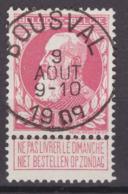 N° 74 : Bousval COBA +8.00 - 1905 Barbas Largas