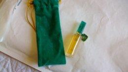 """Miniature De Parfum Sherrer     """" Nuit Indienne  """" Eau De Parfum Dans Pochette Feutrine - Miniaturen Damendüfte (mit Verpackung)"""