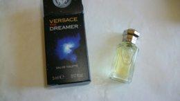 """Miniature De Parfum Versace    """" The Dreamer  """" Eau De Toilette - Mignon Di Profumo Moderni (a Partire Dal 1961)"""