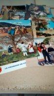 Lot De  500 Cartes  Folklore - Ansichtskarten