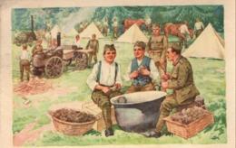 Czechoslovakia - Vesela Vojna, CSR Military Postcard, ZILINA  20.6.1932- (II) - Postal Stationery