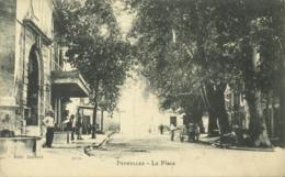 13 - Peyrolles - La Place - Peyrolles