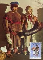 47212 Finland, Maximum 1981, Costume Trachten, - Maximum Cards & Covers