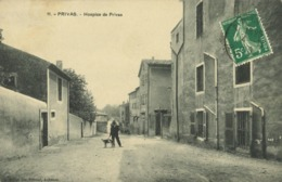 07 - Privas - (Ardèche) - Hospice De Privas - Privas