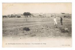 FORTHASSA GHARBIA  VUE D ENSEMBLE DU VILLAGE - Algérie
