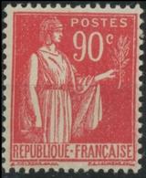 Type Paix. 90c. Rouge Carminé Neuf Luxe ** Y285 - Nuovi