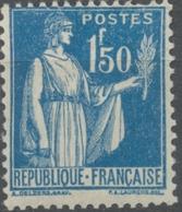 Type Paix. 1f.50 Bleu Neuf Luxe ** Y288 - Nuovi