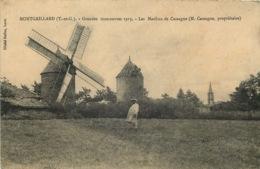 TARN ET GARONNE  MONTGAILLARD  Les Moulins De Cassagne ( M Cassagne Proprietaire ) - Autres Communes