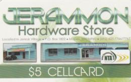 Marshall Islands - Jerammon Hardware Store - Marshalleilanden