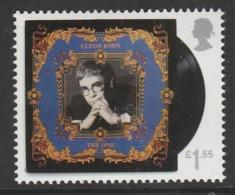 GB 2019 Music Giants - Elton John £1.55 Multicoloured SW 4104 ** MNH - 1952-.... (Elisabeth II.)