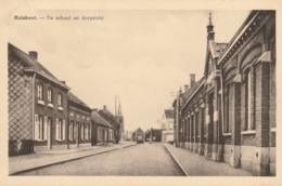 Hulshout - De School En Dorpzicht - Heist-op-den-Berg