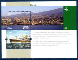 Madère Madeira Portugal 323 Et Bf 052 Europa Bateau - 2012