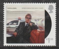 GB 2019 Music Giants - Elton John £1.55 Multicoloured SW 4106 ** MNH - 1952-.... (Elizabeth II)