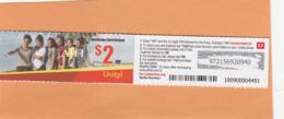 Kiribati - ATH - $2 Unity! - Mini Card - Kiribati