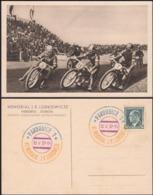 Czechoslovakia - VI. Memoriál J. K. Lobkowicze. Pardubice - Stadion. Auto Klub Motorsport, Pardubice 30.5.1937. - Czech Republic