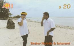 Kiribati - ATH - Men At The Beach (without New Network) - Kiribati