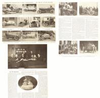 """L'ELIMINATOIRE FRANCAISE DE LA COUPE   """" GORDON-BENNETT """"    1904 - Other"""