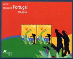 Madère Madeira Portugal 236 Et Bf 29 Europa, Vacances Tourisme - 2004