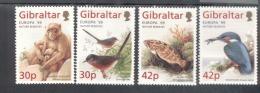 CEPT Natur - Und Nationalparks / Nature National Parks Gibraltar 852 - 855 ** Postfrisch, MNH, Neuf - 1999