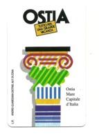 Italia - Tessera Telefonica Da 10.000 Lire N. 283 - Ostia - Italia