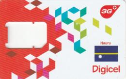 Nauru - Digicel 3G - GSM SIM - Nauru