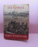 Gadget Vendue Au Profit De L'armée Allemande 1945 - Militaria