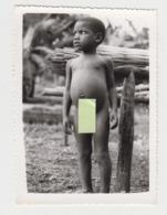 BB165 - PHOTO - COTE D'IVOIRE- Petit Africain Nu - Jeune Garçon - - Africa