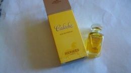 """Miniature De Parfum Hermès    """" Calèche   """" Soie De Parfum Nouvelle Boite - Miniaturen Damendüfte (mit Verpackung)"""