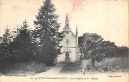 CPA 44 ST ETIENNE DE MONTLUC LA CHAPELLE DE ST THOMAS - Saint Etienne De Montluc