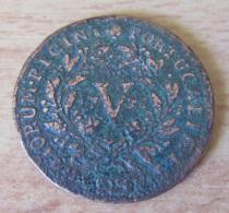 Portugal - Monnaie 5 Reis 1799 - Portugal