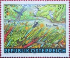 Austria  1999  Birds  Europa - CEPT   1 V  MNH - Oiseaux