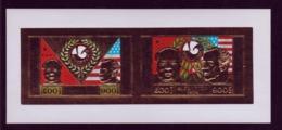 CAMBODGE  1972  IMPERF.  MAO  &  NIXON   EXTREMELY RARE  **MNH   CAMBODIA - KHMERE  Réf  Q68 - Mao Tse-Tung