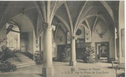 Le Roeulx - Château Du Roeulx à S.A.S. Mgr Le Prince De Croy-Soire - Le Vestibule - Edit. Vve Jules Thomas-Marin - 1933 - Le Roeulx