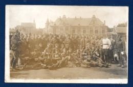 Carte-photo. Armée Belge. Contingent 1926 ( 8 / 11 A). Caserne à Situer - Casernes