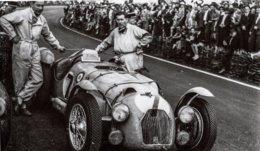 Talbot-Lago - Pilotes: Guy Mairesse-Pierre Mérat  (Concurrents Francaises Du Mans 1950) - PHOTO 15x10cms - Le Mans