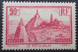 R1615/973 - 1933 - LE PUY EN VELAY - N°290 NEUF** - France