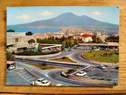 (FG.Y48) CASTELLAMMARE DI STABIA - INGRESSO ALLE NUOVE TERME STABIANE E PANORAMA (NAPOLI) Viaggiata 1979 - Castellammare Di Stabia