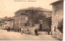 69.VIL- VILLECHENEVE , Hôtel Granjard - Autres Communes