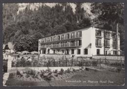 107413/ WEISSENBACH AM ATTERSEE, Hotel *Post* - Austria