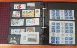Israel - Grosse Collection En Album - Timbres Avec Tabs , Blocs , Carnets , Feuilles Etc...premiere Partie - Israel