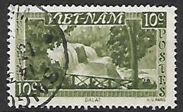 VIET-NAM    -   1951 .  Y&T N° 1 Oblitéré - Viêt-Nam