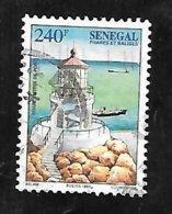 TIMBRE OBLITERE DU SENEGAL DE 1998 N° MICHEL 1570 - Sénégal (1960-...)